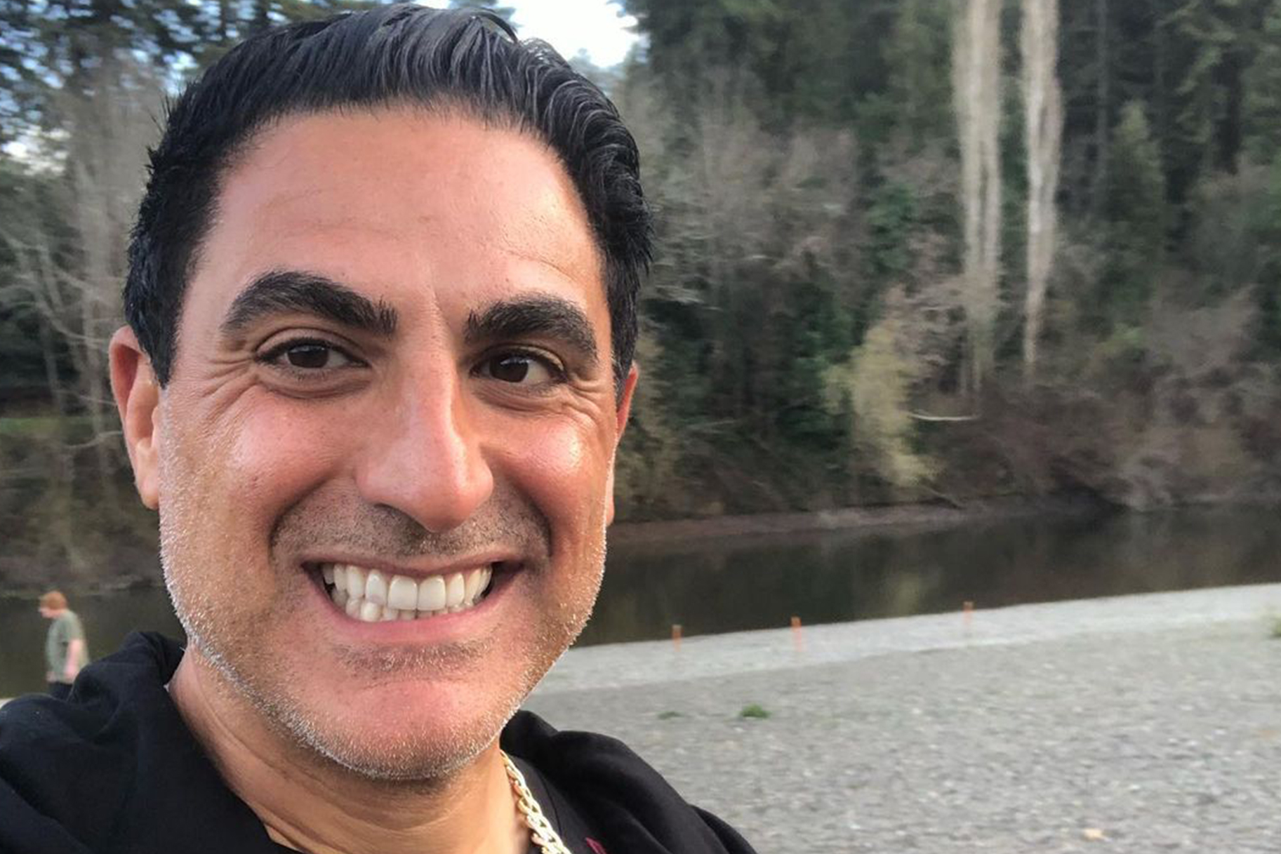Reza Farahan Weightloss Journey