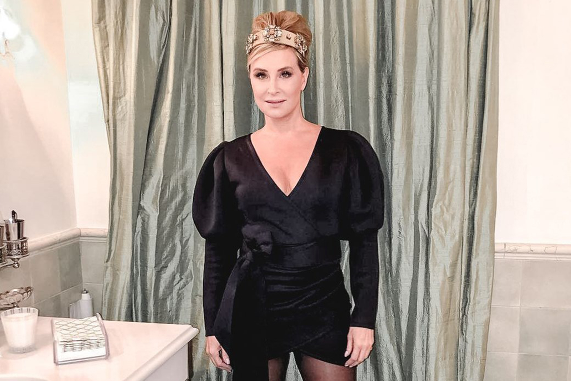 Sonja Morgan Clothing Line Update