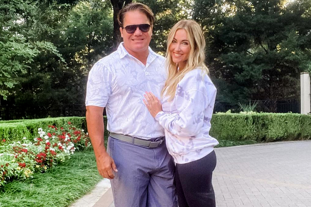 Stephanie Travis Hollman Marriage Update