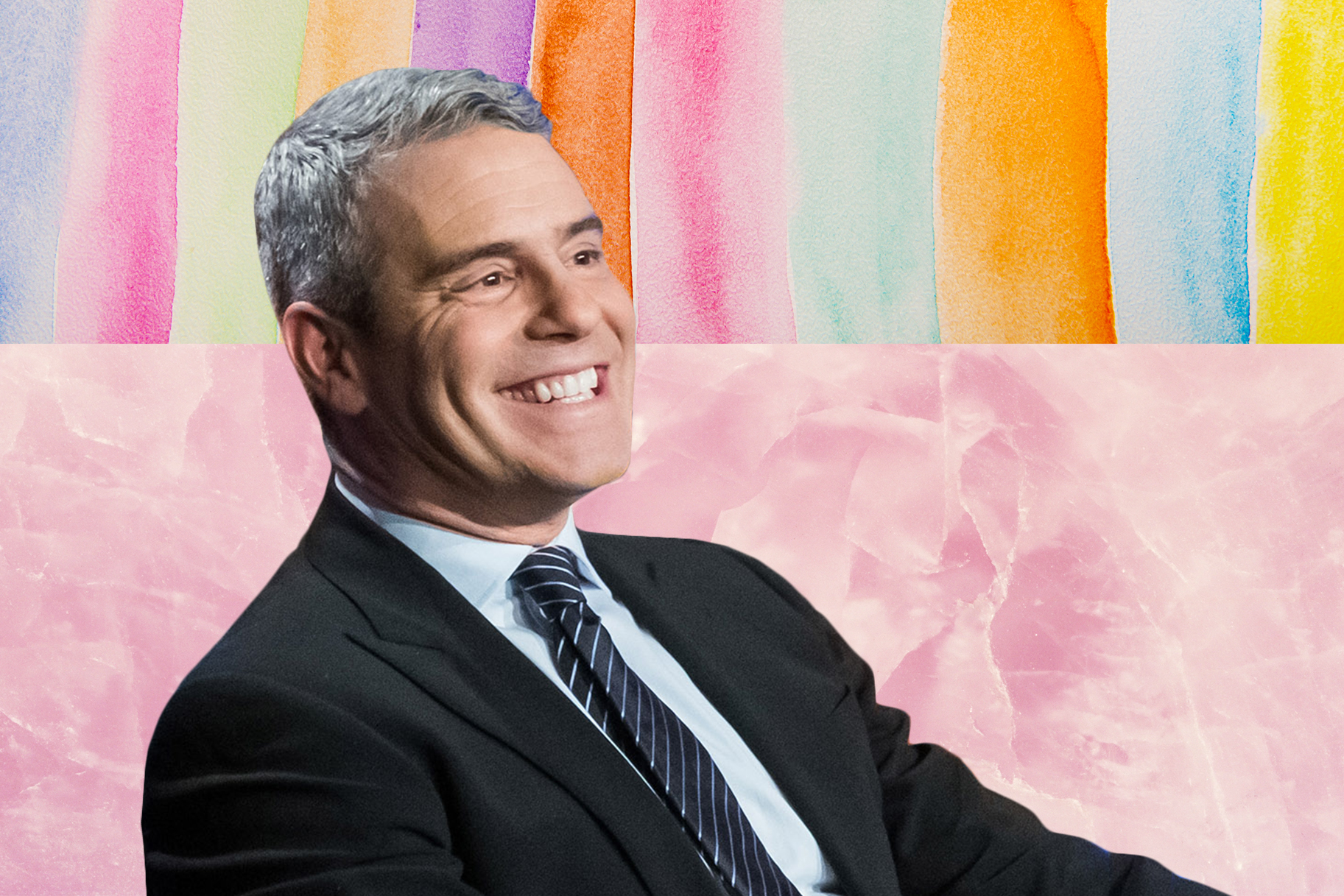 Andy Cohen Home Office