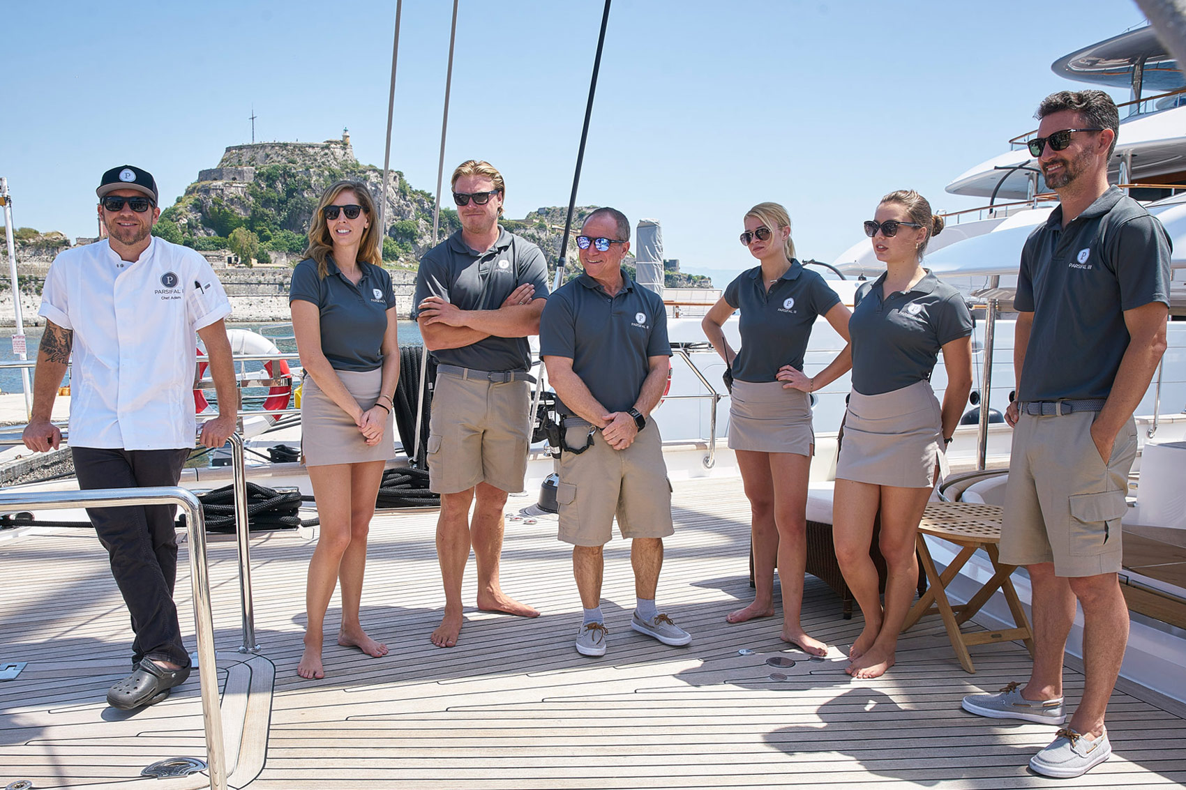 Below Deck Sailing Yacht Producer Bts
