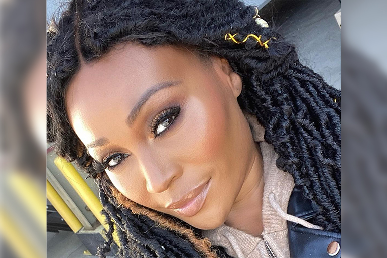 Cynthia Bailey Hair Blonde Rhoa