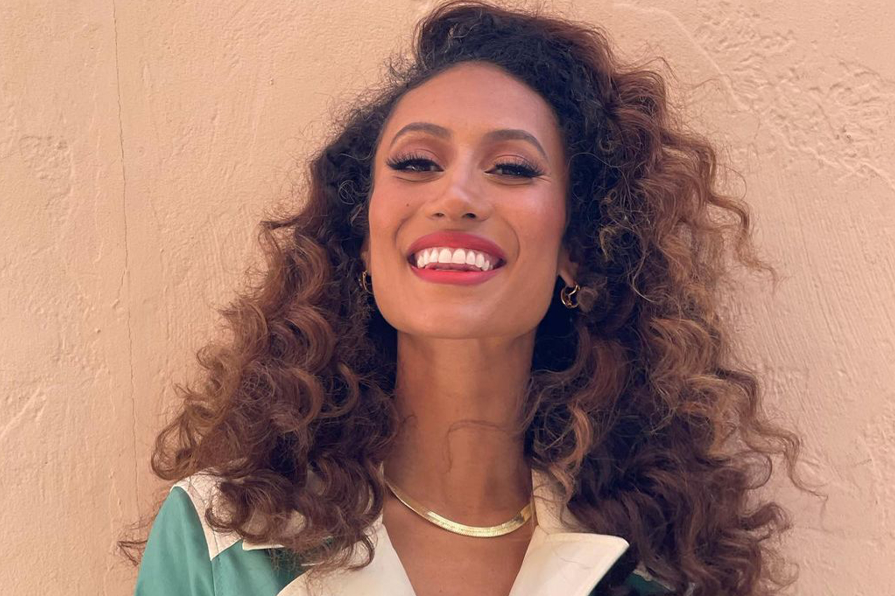 Elaine Welteroth New Hairstyle
