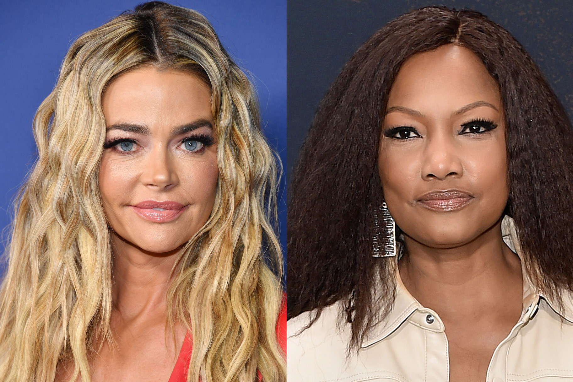 Garcelle Beauvais Denise Richards Rhobh