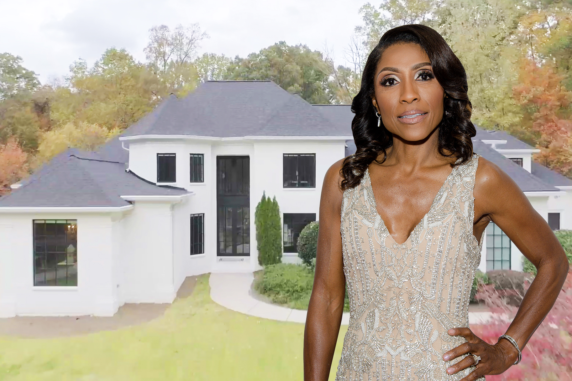 Jackie Walters Home Tour