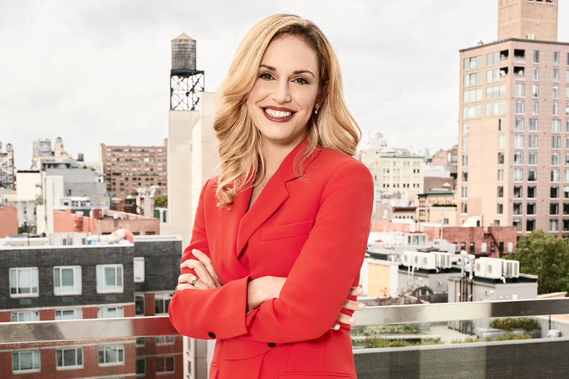 Kirsten Jordan on MDLNY Season 9: Cast Reacts to First Female Broker | The  Daily Dish