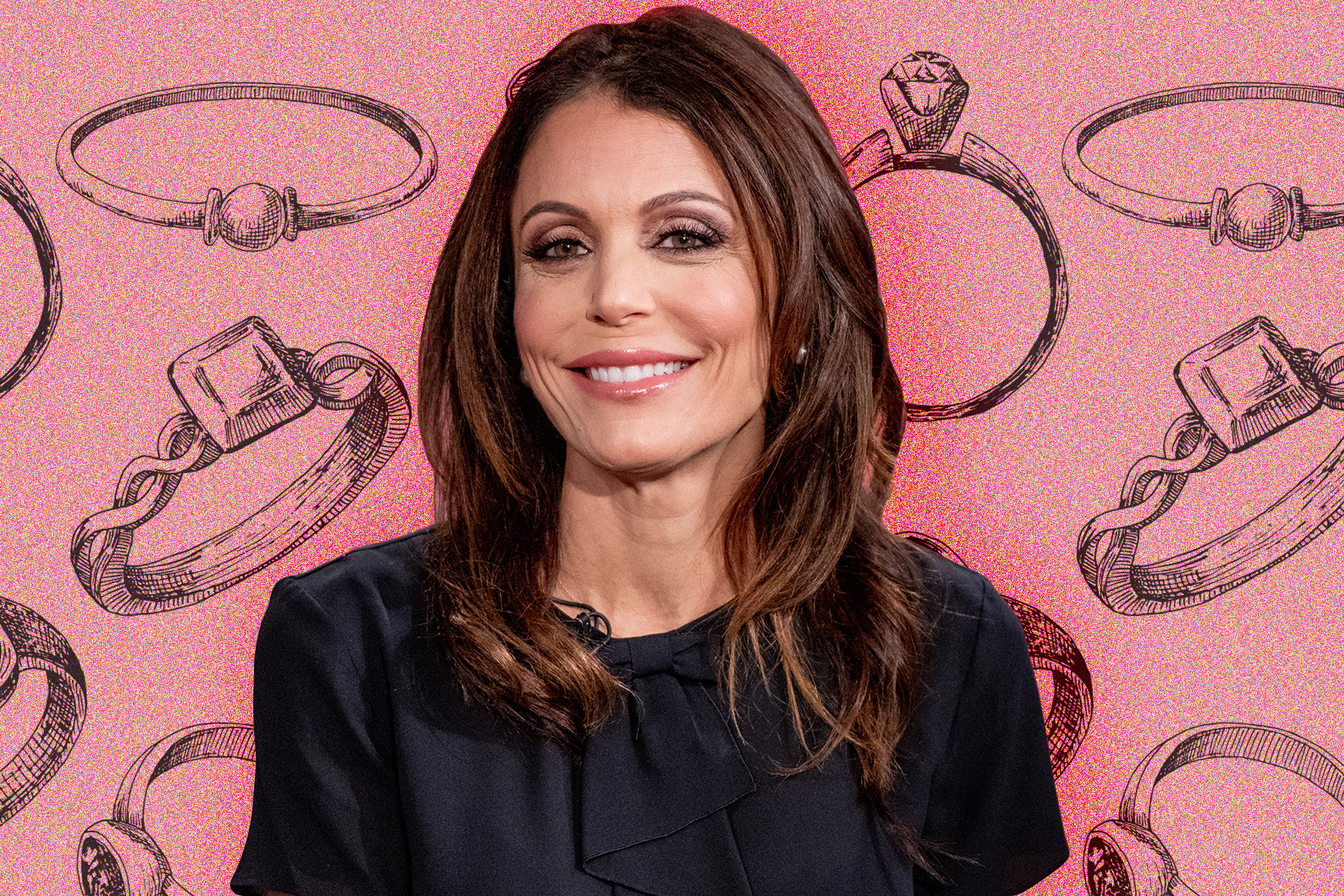 Lookbook Bethenny Frankel Promote
