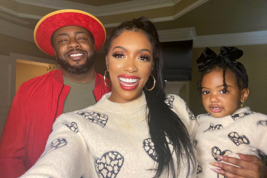 Porsha Williams Pilar Jhena Birthday