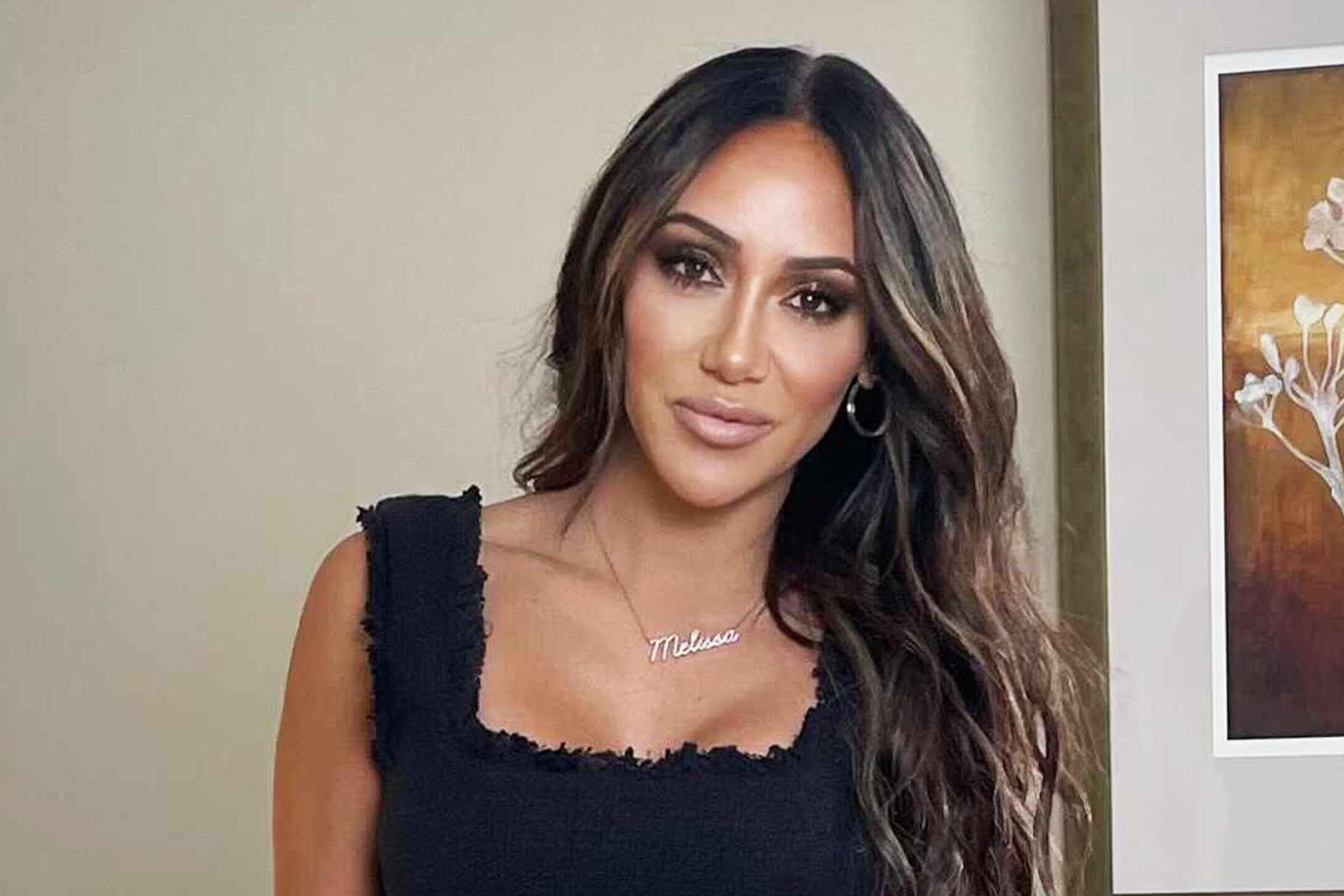 Rhonj Aftershow Looks Melissa Gorga