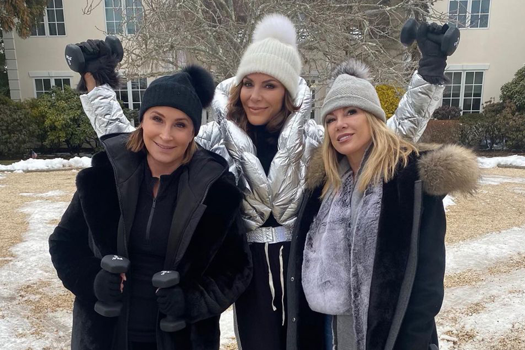 Rhony Cast New Homes