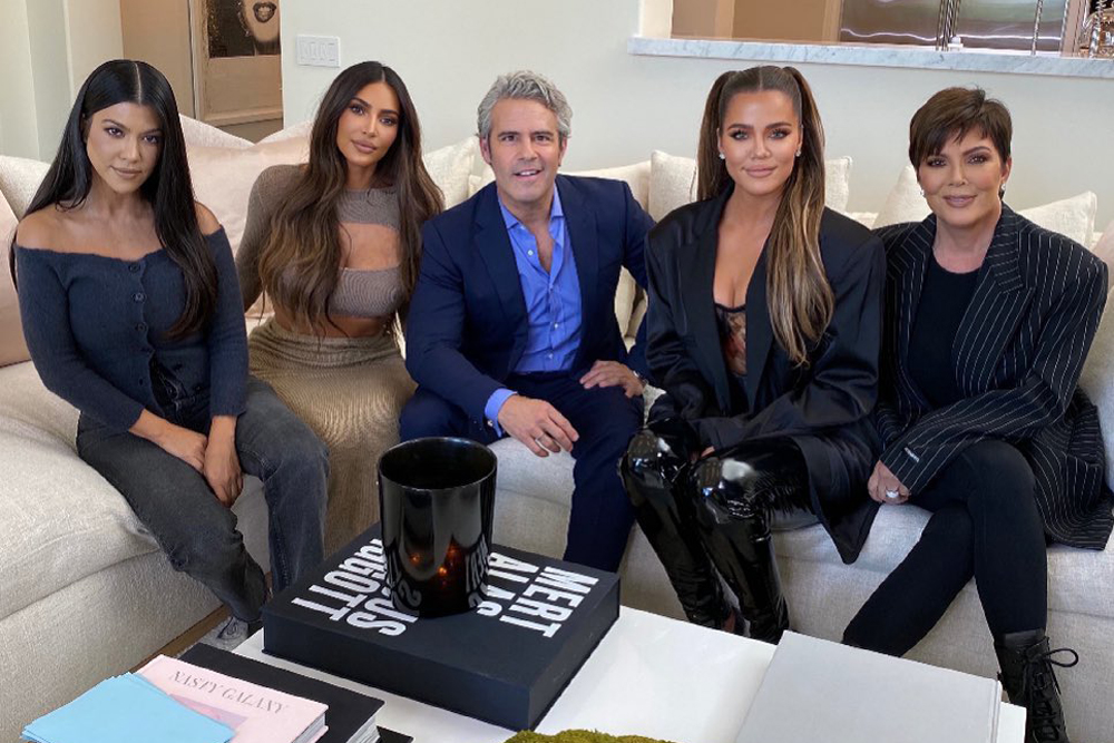 Andy Cohen Hosts Kuwtk Reunion