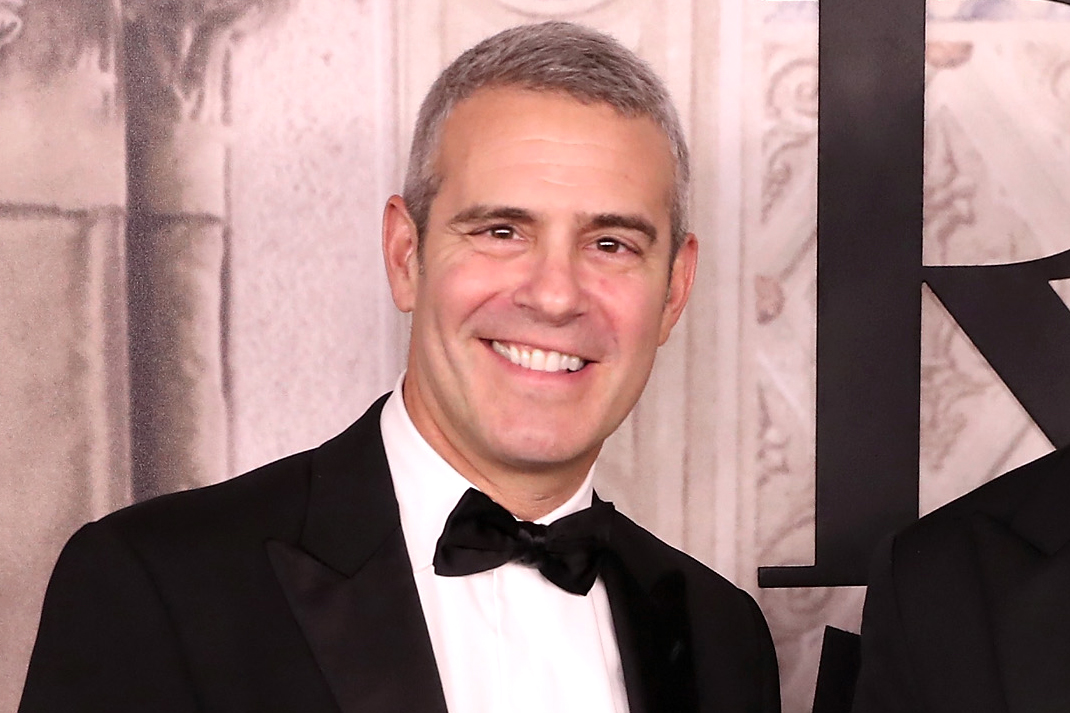Andy Cohen Oscar Moment