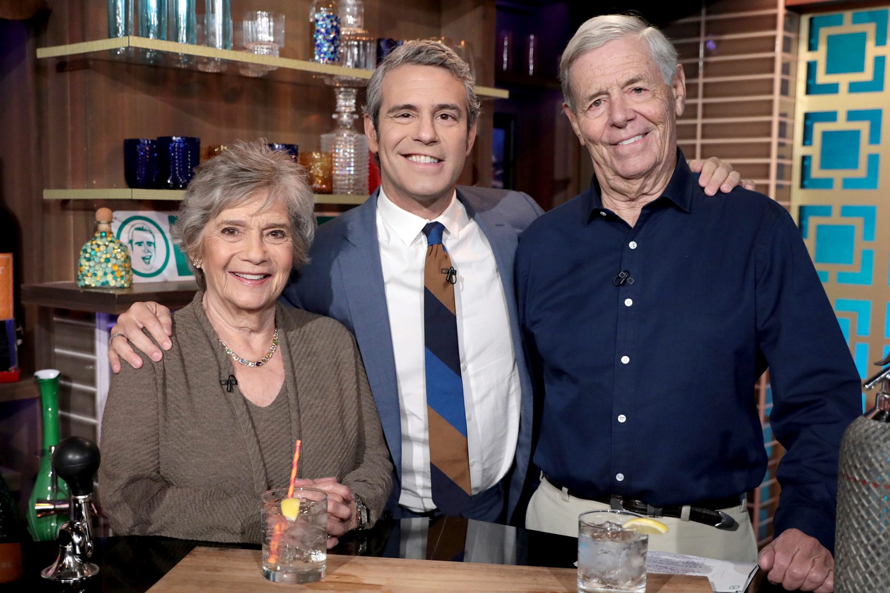Andy Cohen Parents Family Update