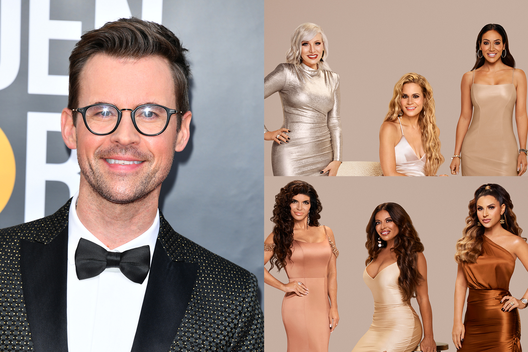 Brad Goreski Rhonj Fashion