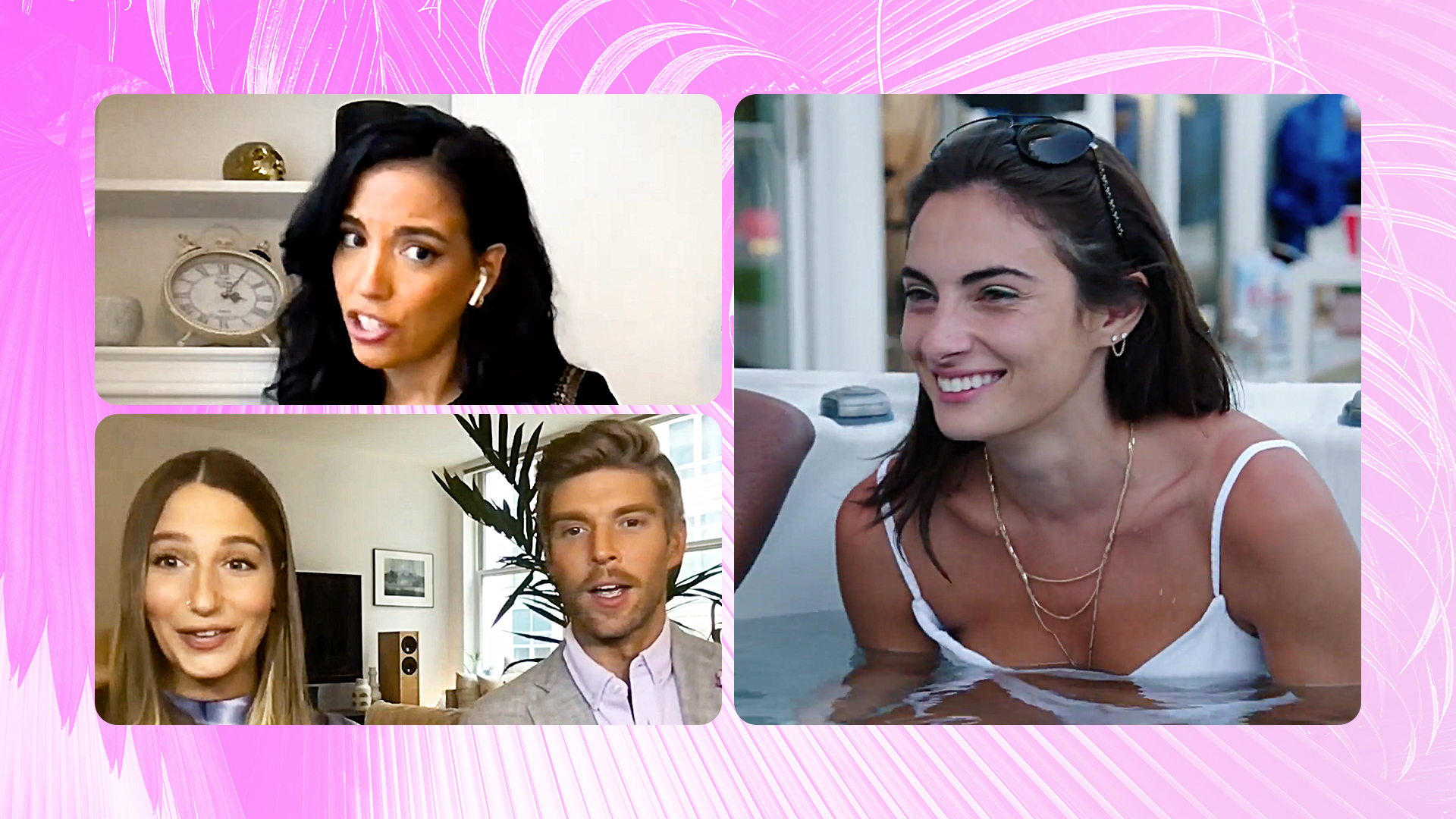 Bravo Insider Exclusive Summer House Aftershow 510 Paige Desorbo Drunk Alter Ego Pam Hero