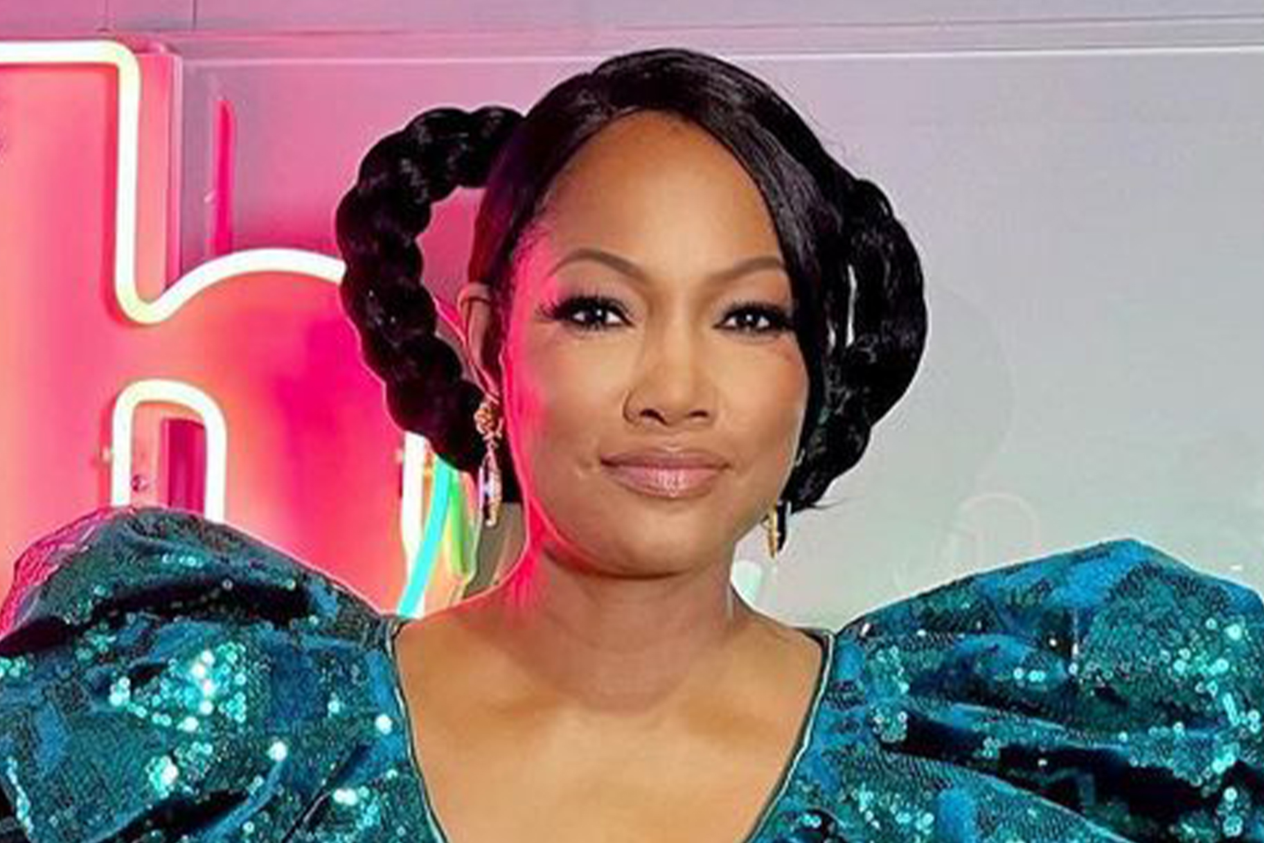 Garcelle Beauvais Oscars Look