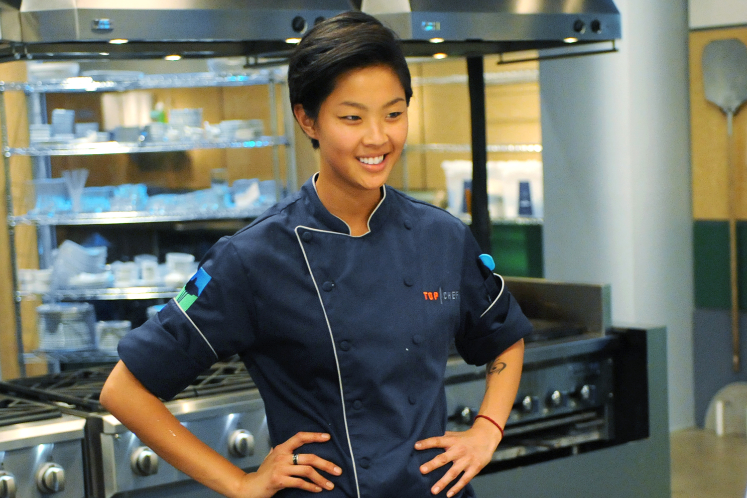 Kristen Kish Winning Top Chef