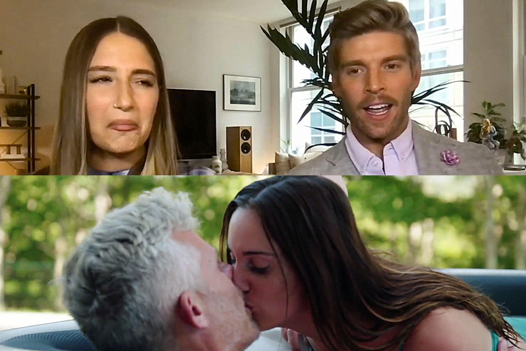 Kyle Cooke Amanda Batula React To Hannah Berner Sex Tour