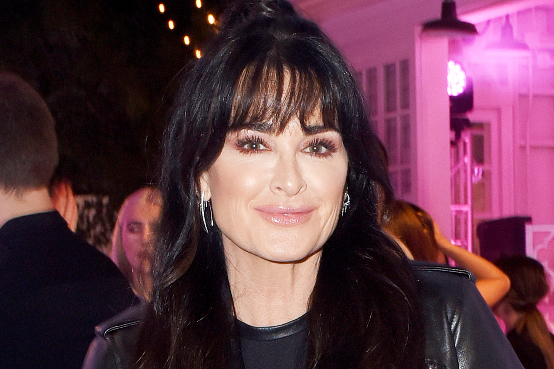 Kyle Richards Walls