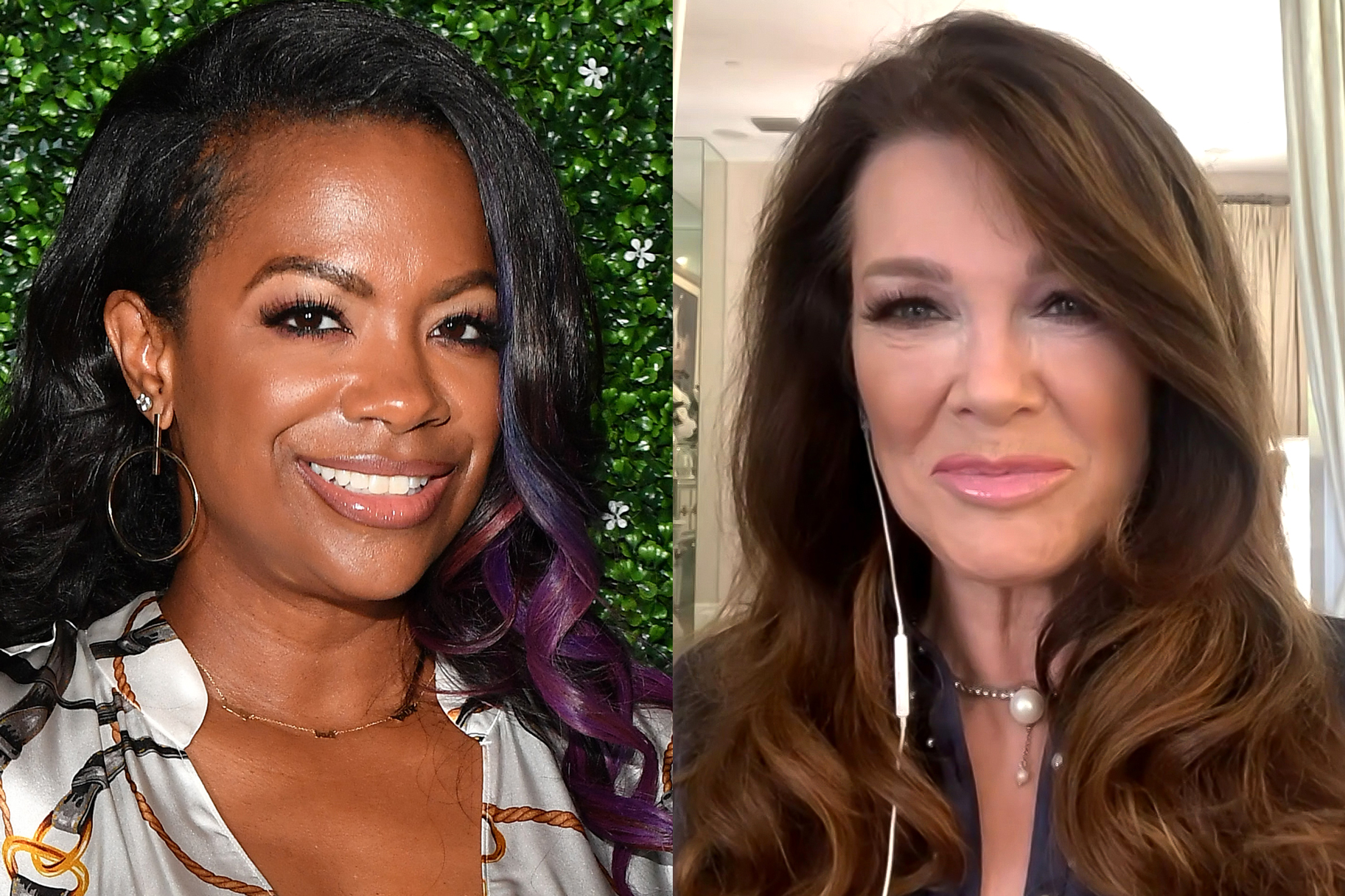 Lisa Vanderpump Kandi Burruss Update