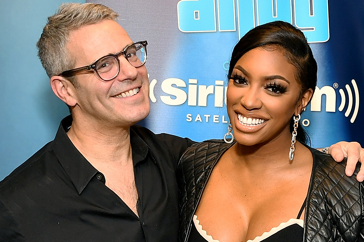 Andy Cohen Porsha Williams Engagement