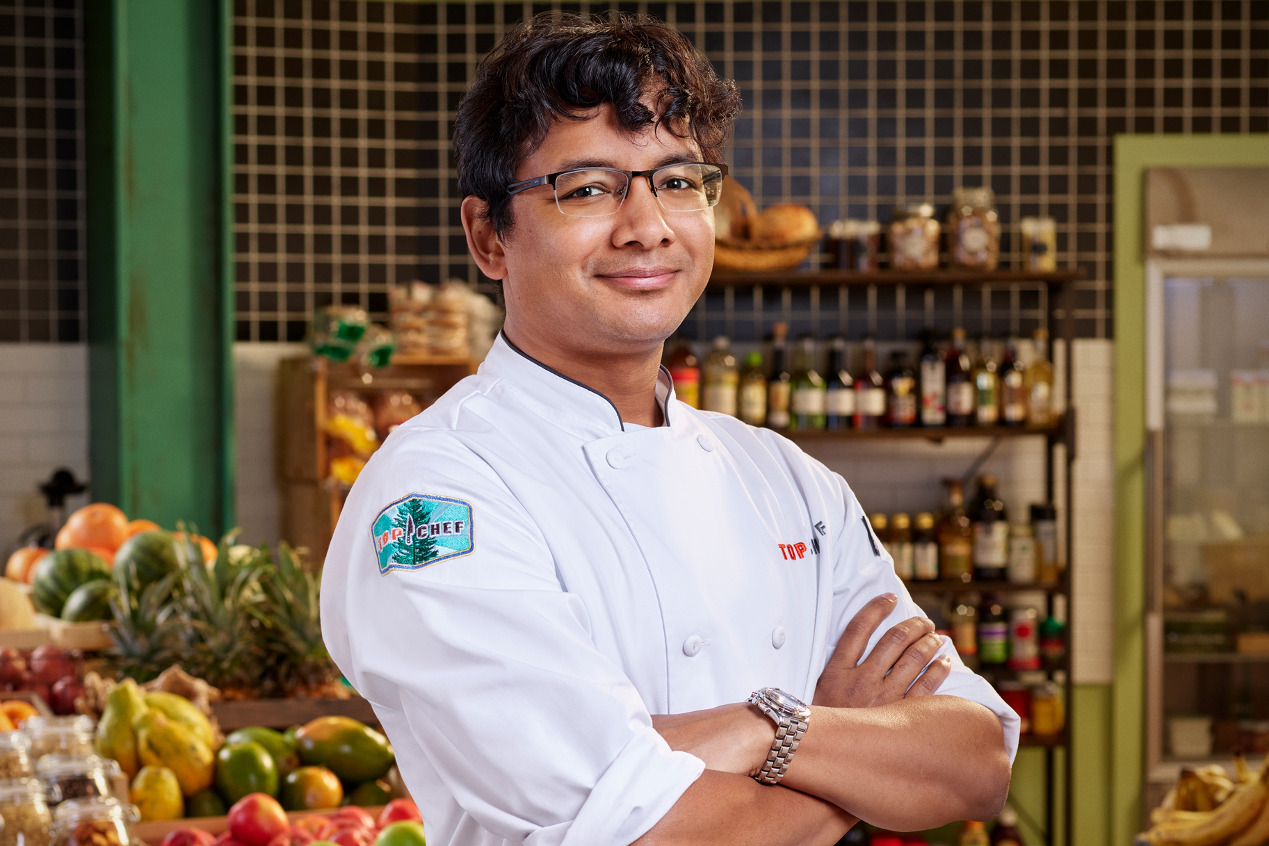 Avishar Barua Top Chef Contestant