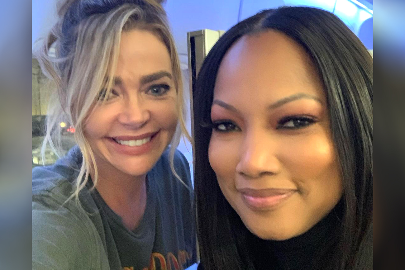 Denise Richards Garcelle Beauvais Update