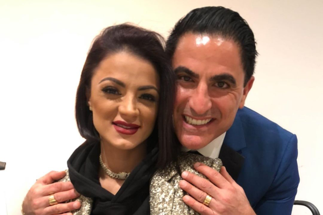 Golnesa Reza Farahan Friendship Update