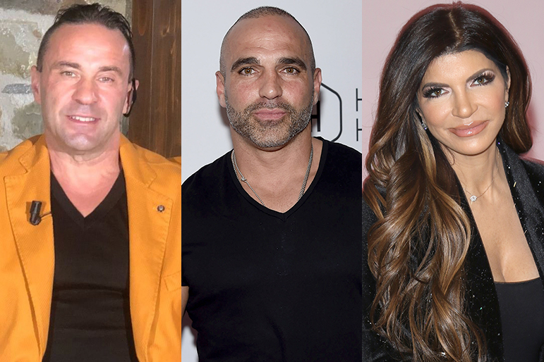 Joe Gorga Teresa Joe Giudice Update