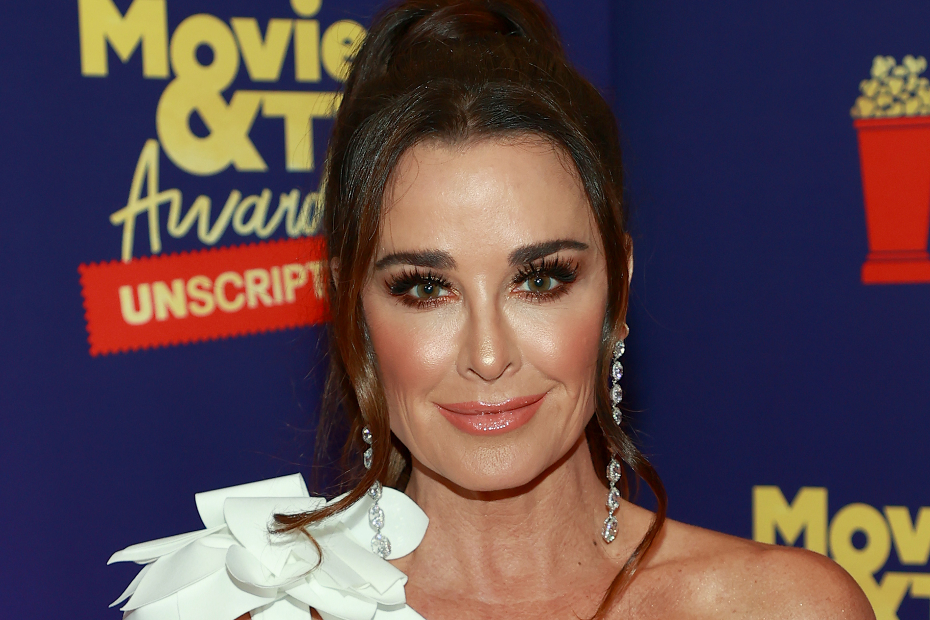 Kyle Richards Mtv Awards Look