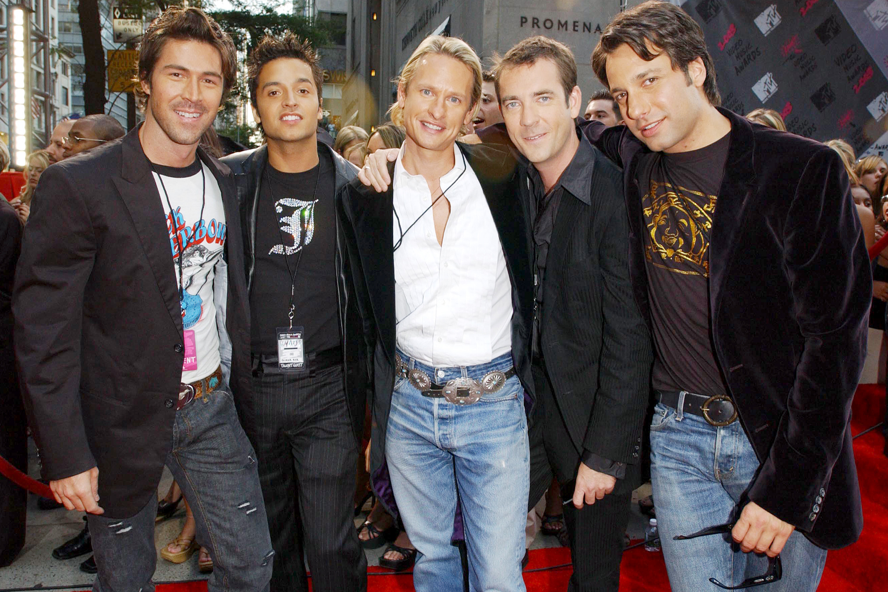 Original Queer Eye Reunion