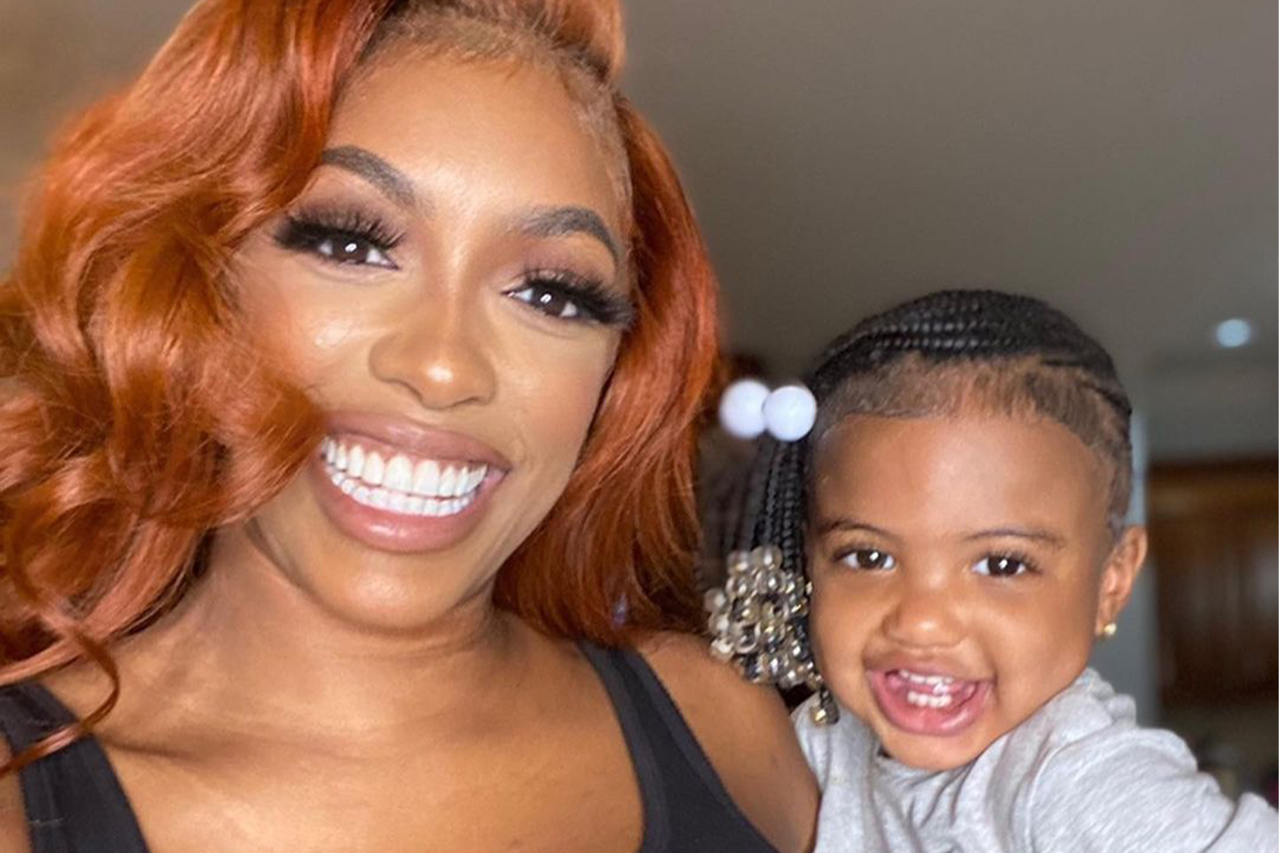 Porsha Williams Mothers Day