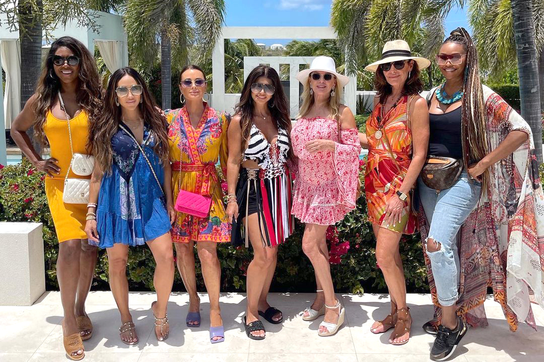 Real Housewives Tropical Vacation