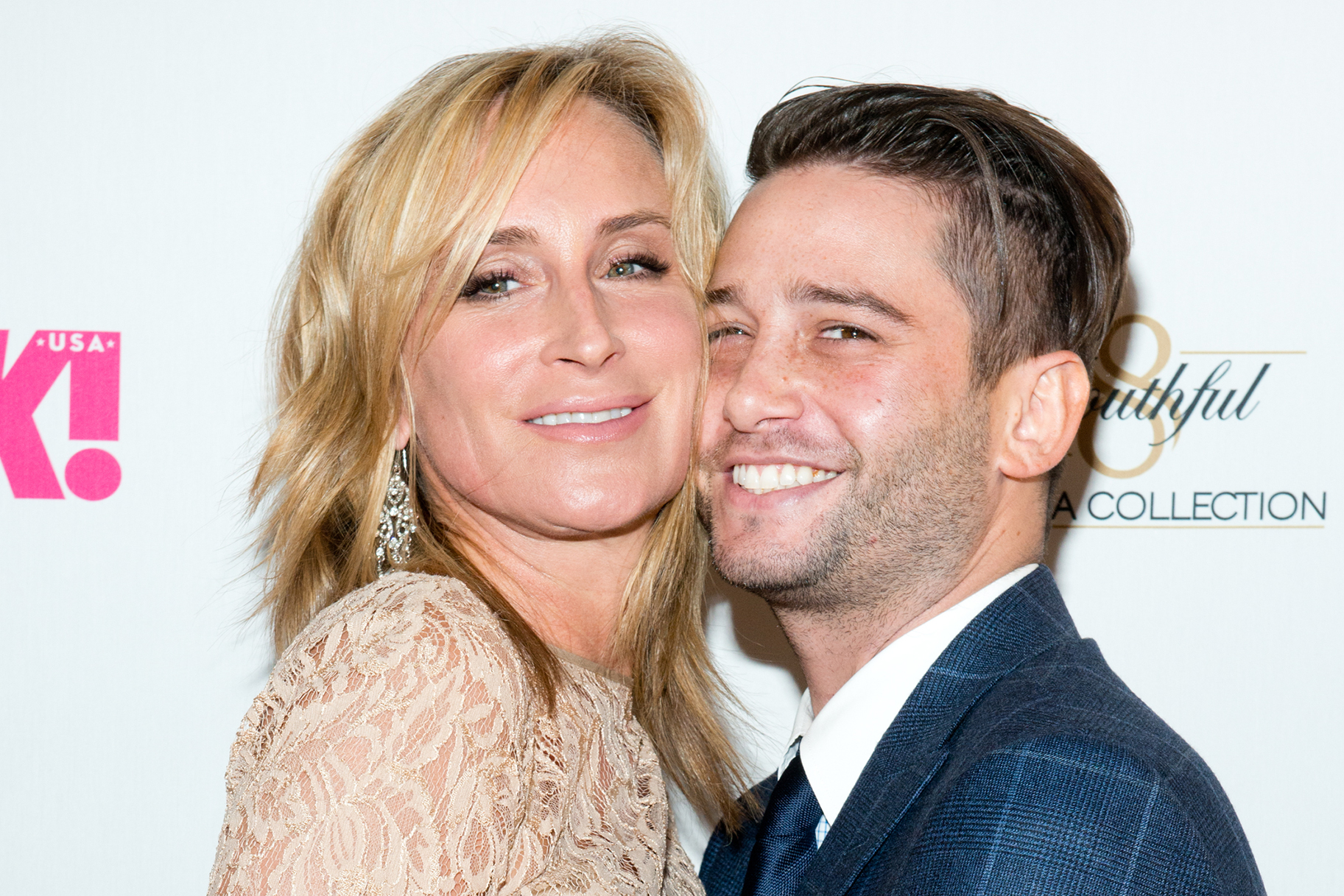 Sonja Morgan Josh Flagg Flooding 1