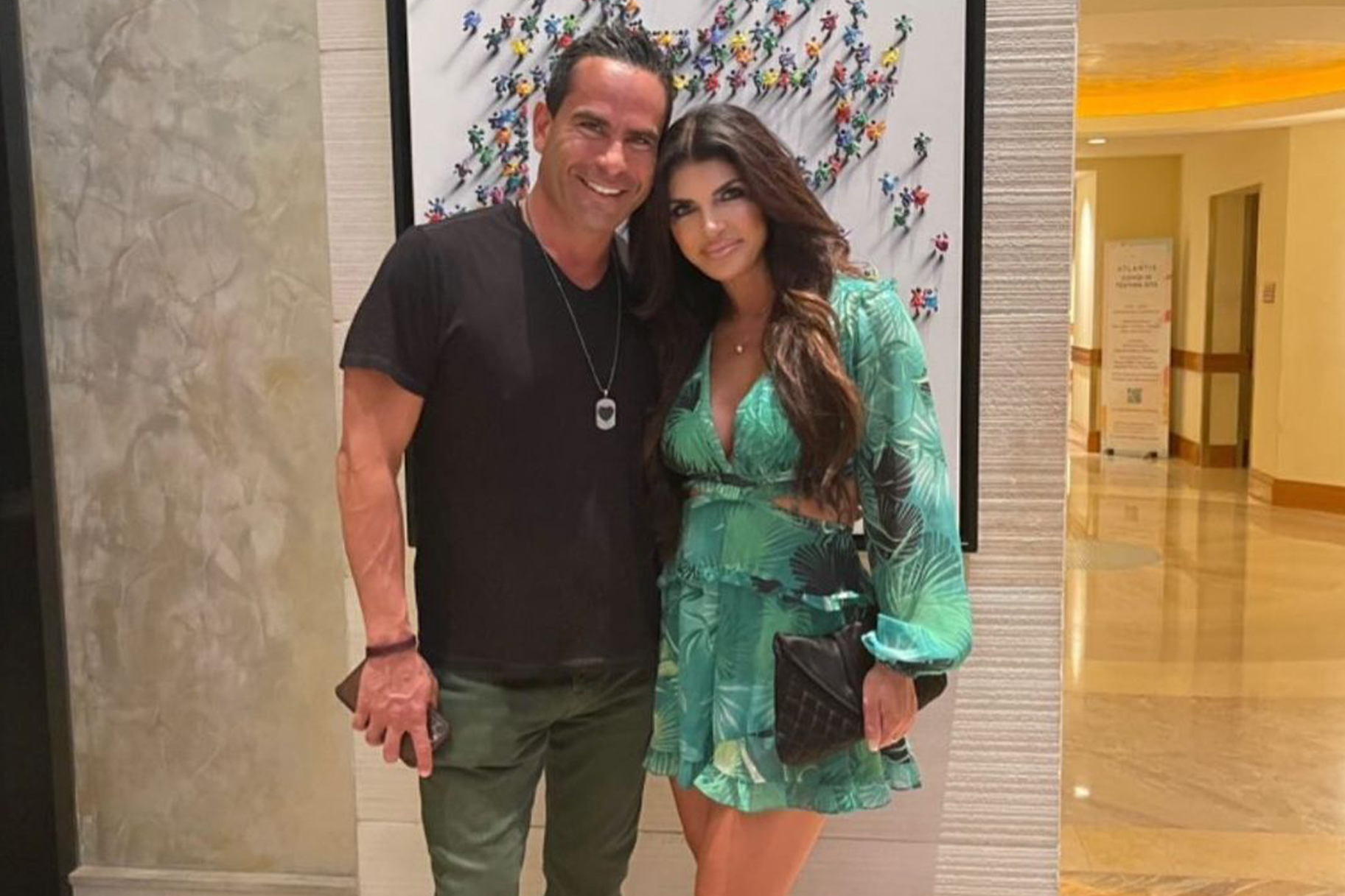 Teresa Giudice Engagement Ring