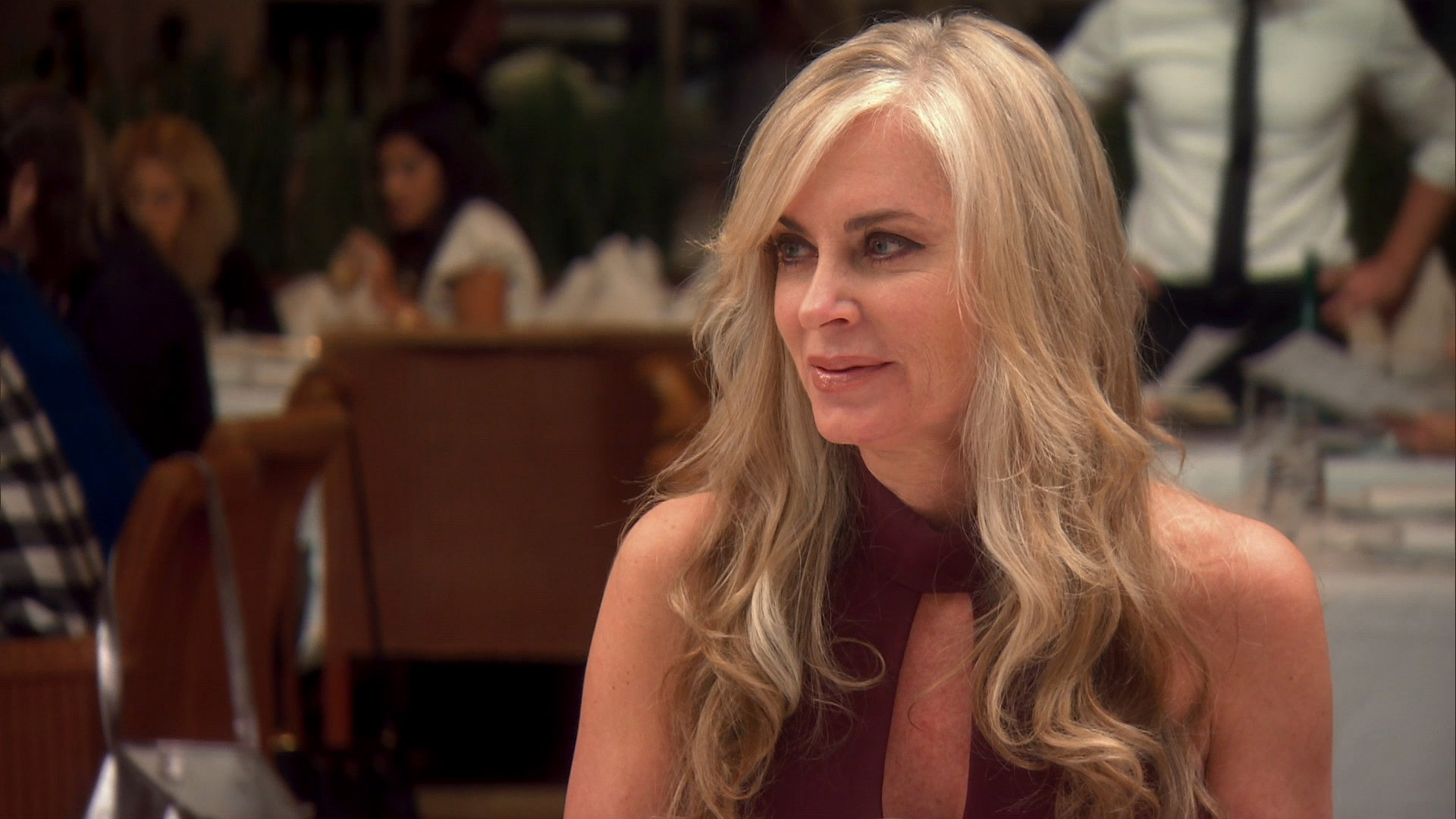 eileen davidson: i'm glad we can put that all behind us