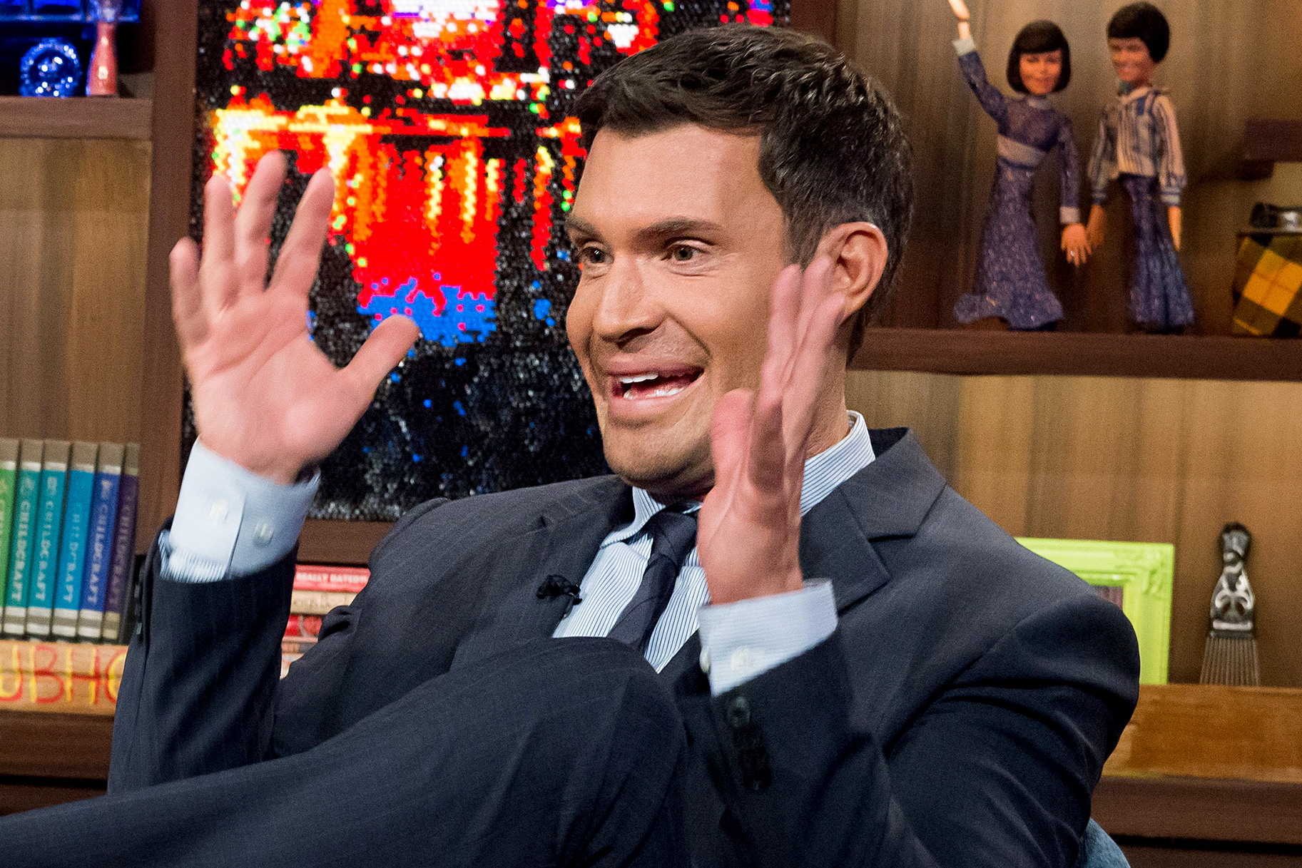 Jeff Lewis Reveals Why He Got Fired From Living Es The Daily Dish