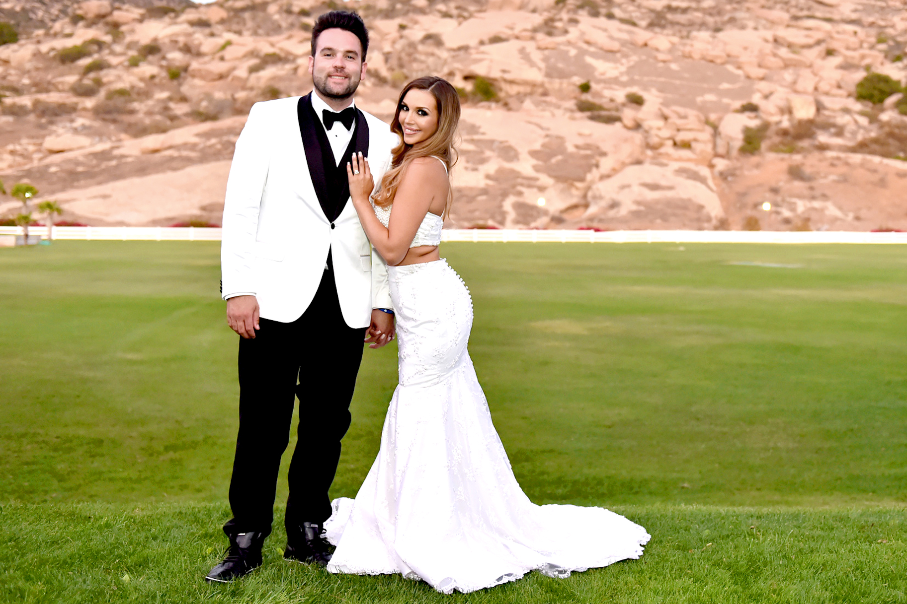Scheana Looks Back At Her Wedding Quot Everything Was Perfect Until The Day Of Quot The Daily Dish