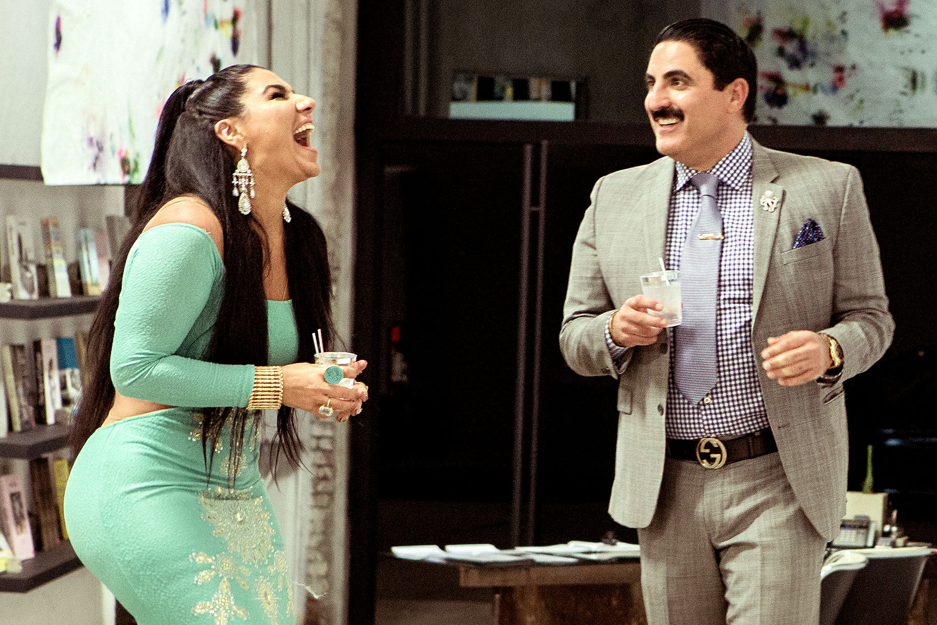 Shahs Of Sunset Season 5 See Trailer Amp Premiere Date The Daily Dish