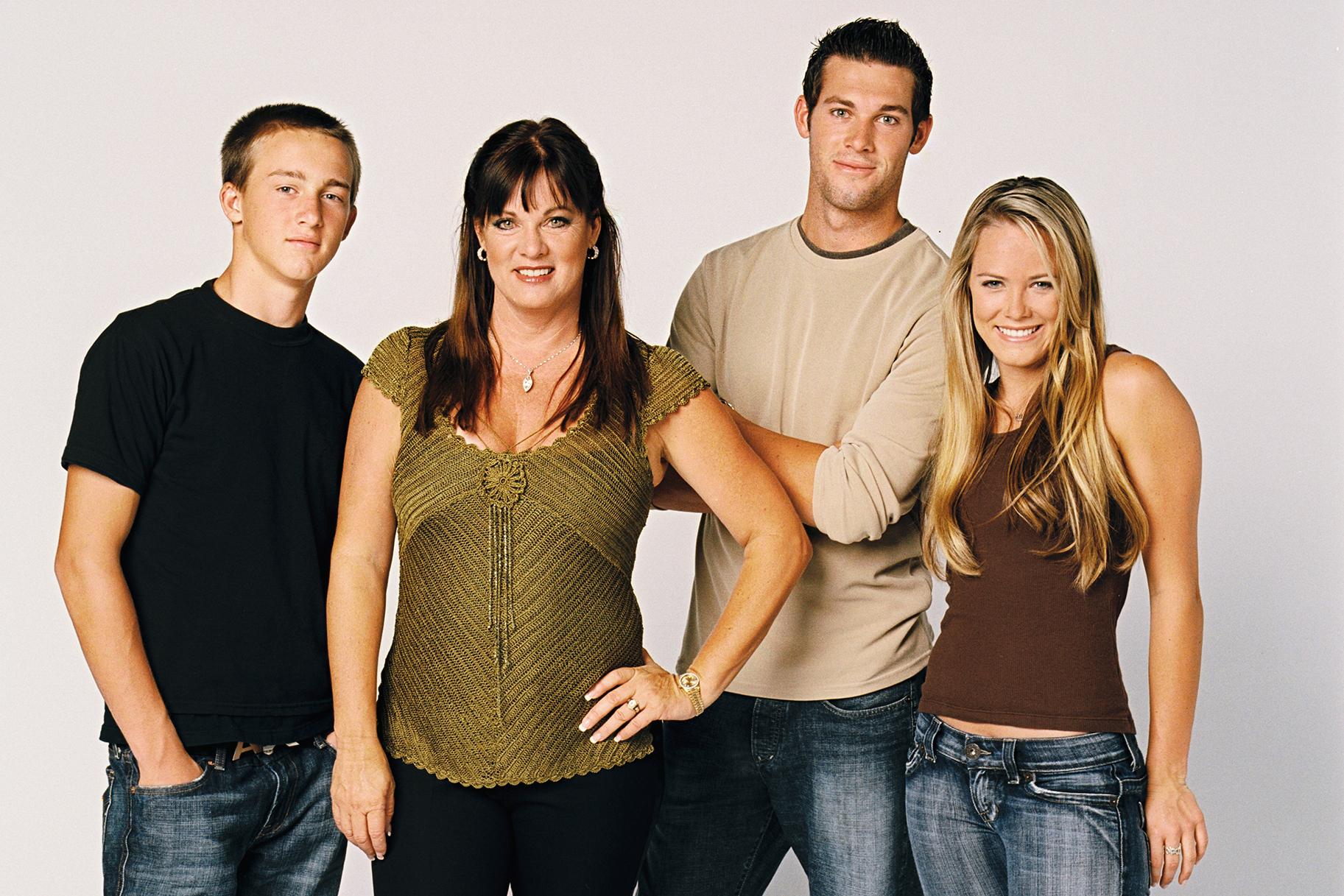 Real Housewives of Orange County Season 1 Kids Update