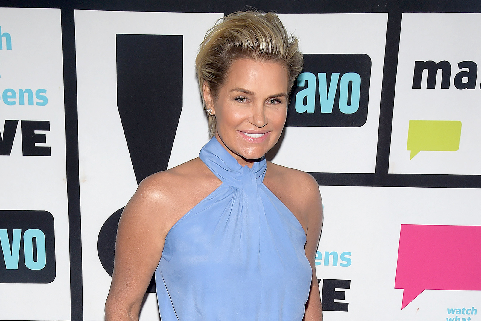 """Yolanda Hadid Is Writing a Book About Her """"Long Journey"""" with Lyme Disease"""