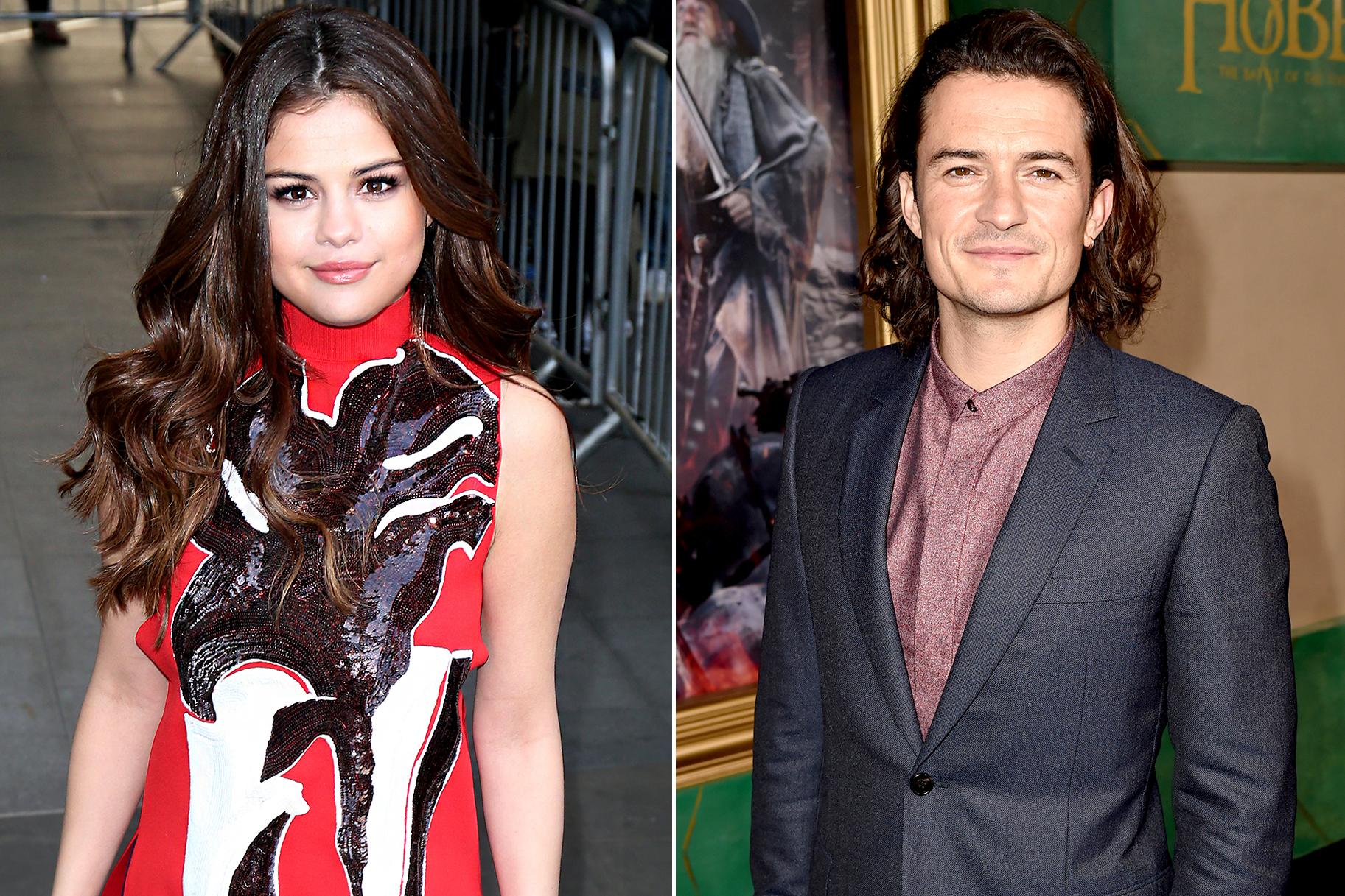Selena gomez and orlando bloom dating life