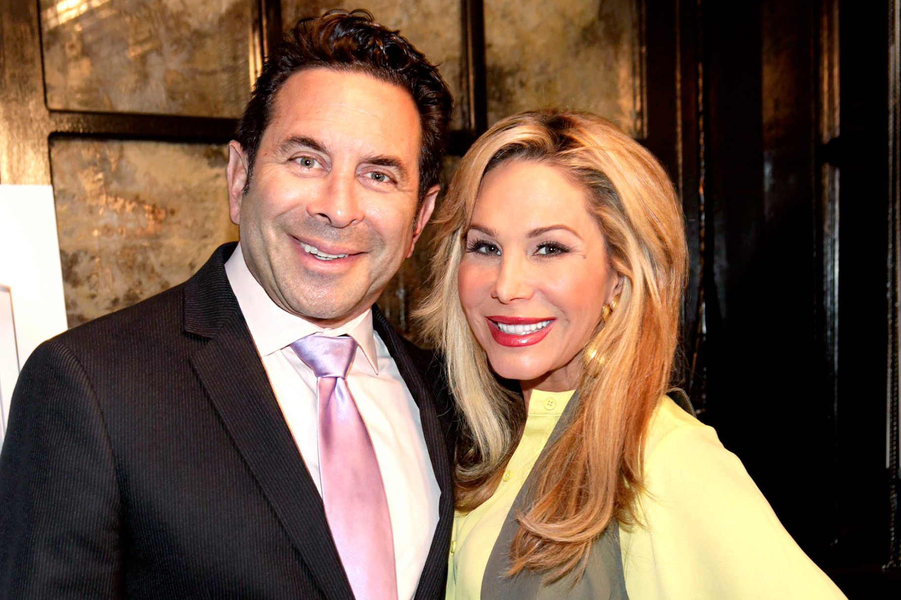 Paul Nassif Amp Adrienne Maloof Divorce Amp Co Parenting Sons