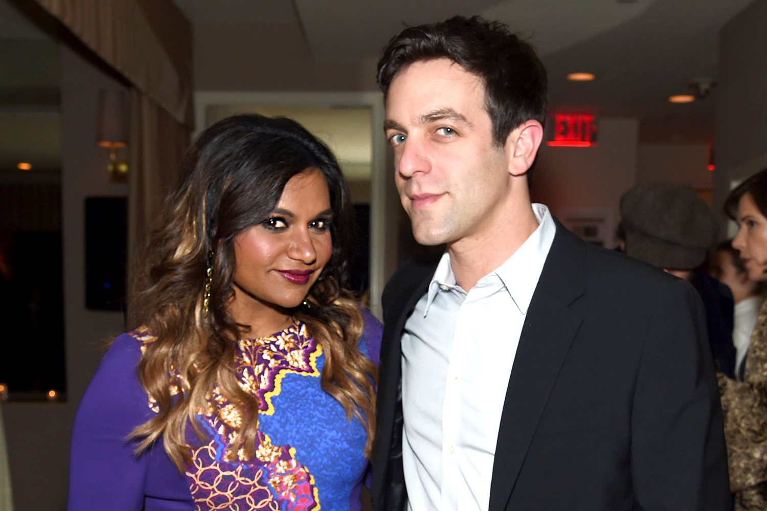 Mindy kaling dating not deceived