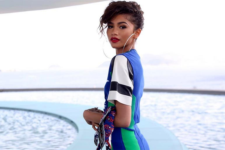 Zendaya Stayed in a Jaw-Dropping $18 Million Brazilian Vacation Home