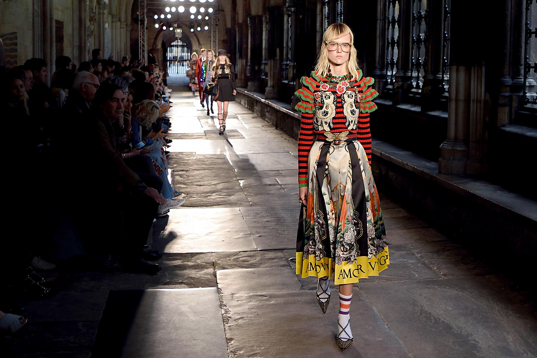 5f3c10c664e 7 Things You Have to Know About Gucci s Resort 2017 Show