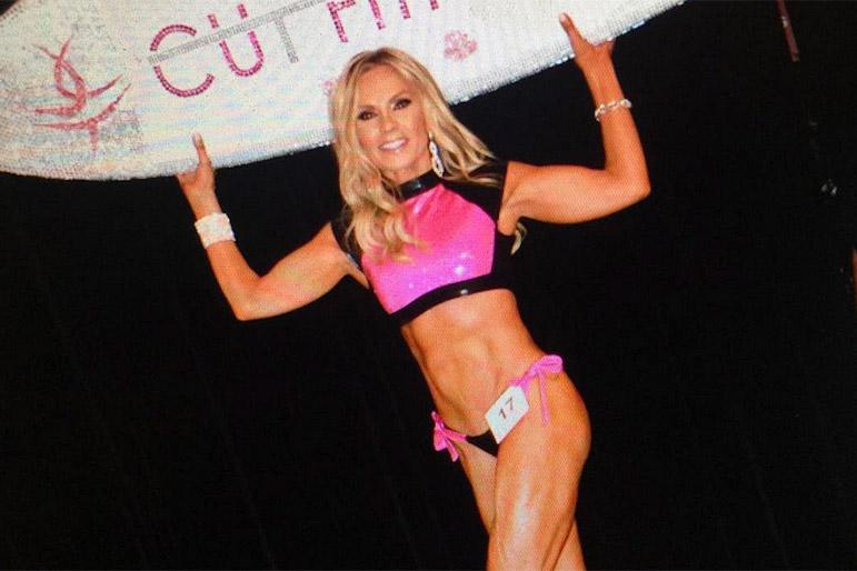 tamra judge fitness competition training motivation revealed