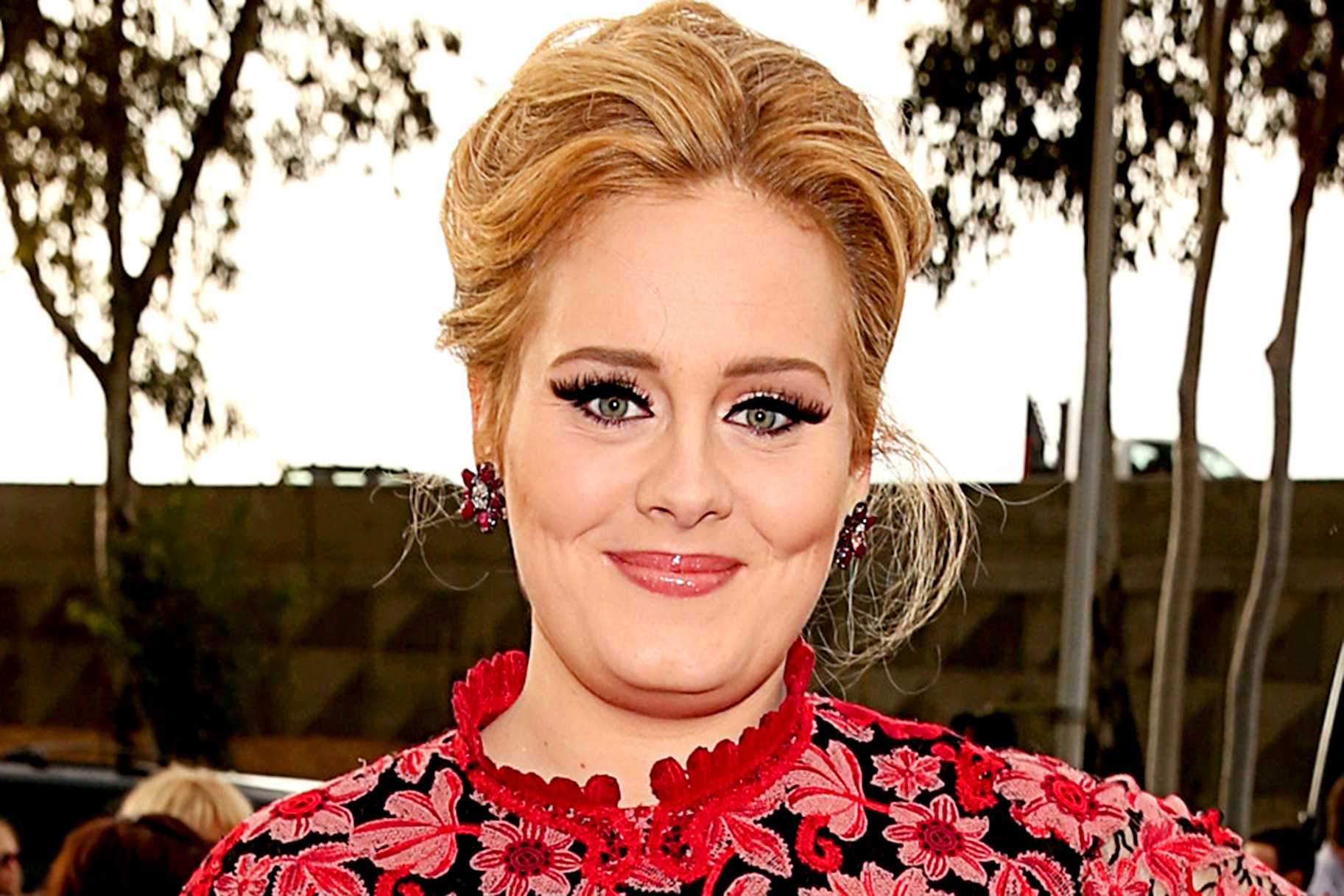 Adele Makeup Free Selfies See Photos Style Living