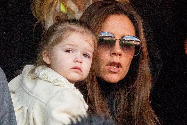 20ed97d0058cb Victoria Beckham s Mother-Daughter Selfie is Causing an Uproar