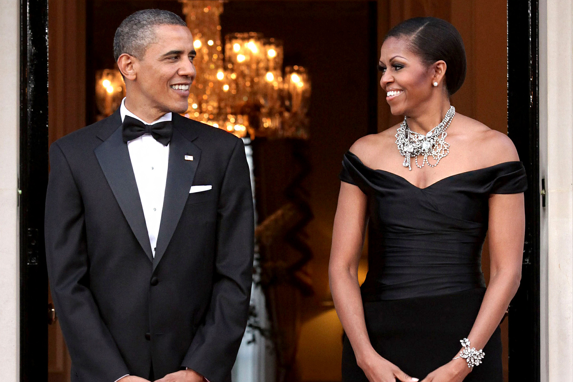 Michelle Obama Paid For All Her Outfits From Her Own Pocket While Serving As First Lady